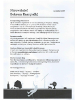 Boksum Energie(k) Nieuwsbrief